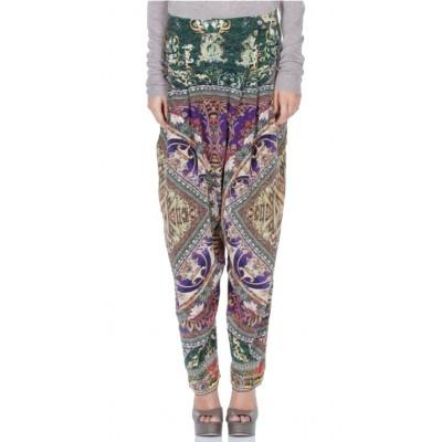 Camilla Franks Mandala Silk Pants