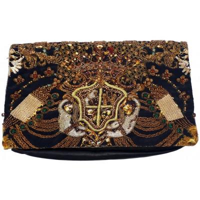 Camilla Franks Treasure Seekers Embellished Clutch
