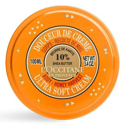 L'Occitane Honey Harvest Ultra Soft Cream 100ml