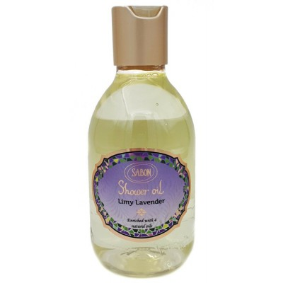 Sabon Limy Lavender Shower Oil 300ml