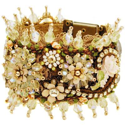 Michal Negrin Antique Embellished Bracelet