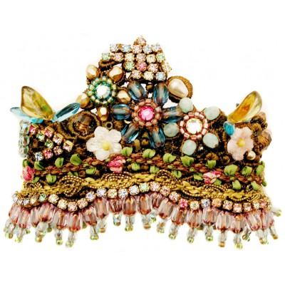 Michal Negrin Vintage Lace Bracelet