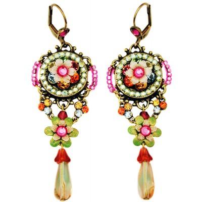 Michal Negrin Multicolor Sundown Earrings