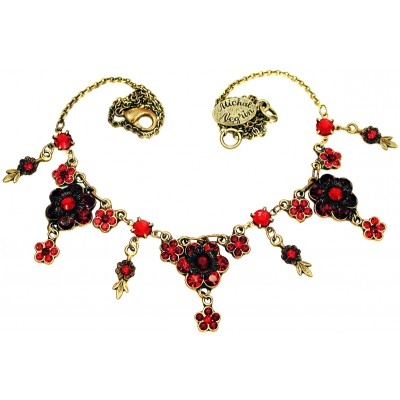 Michal Negrin Red Champs Élysées Necklace