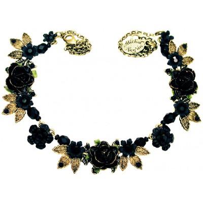 Michal Negrin Black Ayala Necklace