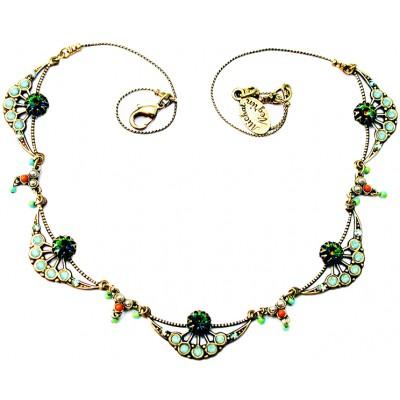 Michal Negrin Art Nouveau Necklace