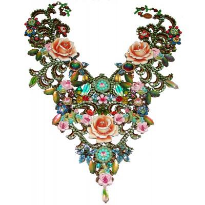 Michal Negrin Baroque Necklace