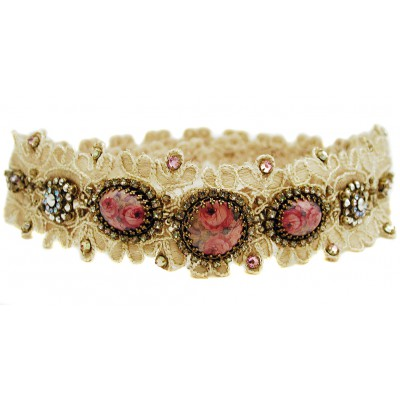 Michal Negrin Lace Headband