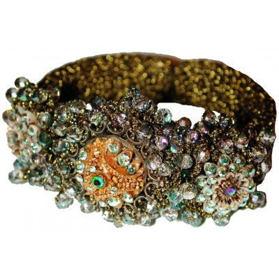 Michal Negrin Vintage Clamp Bracelet