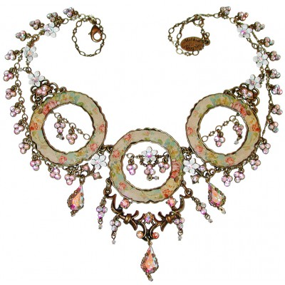 Michal Negrin Circles Necklace