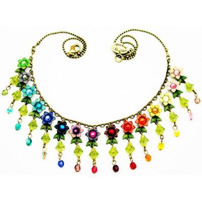 Michal Negrin Multicolor Spectrum Necklace