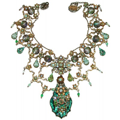 Michal Negrin Vintage Style Necklace