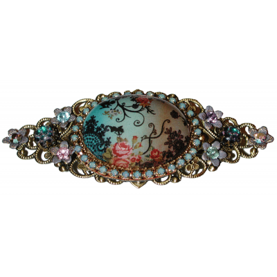 Michal Negrin Antique Style Hair Clip