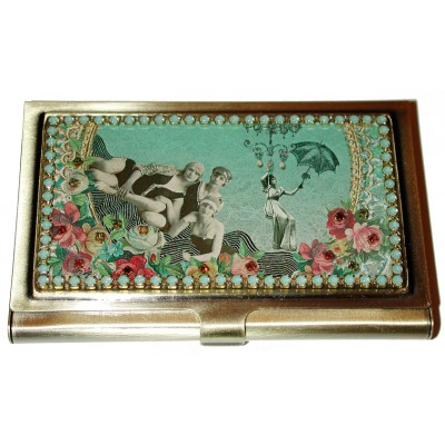 Michal Negrin Turn of the Century Cards Case