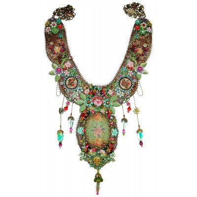 Michal Negrin Multicolor Necklace