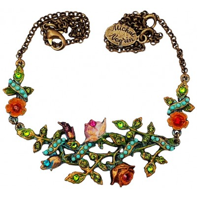 Michal Negrin Briar Rose Necklace