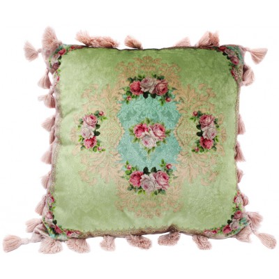 Michal Negrin Roses Cushion Cover