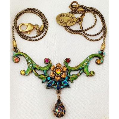 Michal Negrin Multicolor Georgia Necklace