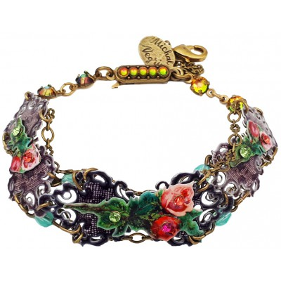 Michal Negrin Rose Shadow Bracelet