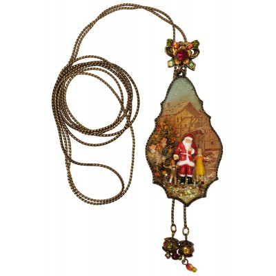 Michal Negrin Enchanted Christmas Necklace