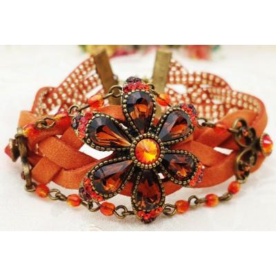 Michal Negrin Orange Blossom Bracelet