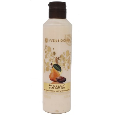 Yves Rocher Pear & Cocoa Perfumed Body Lotion 200ml / 6.7oz