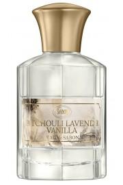 Sabon Patchouli Lavender Vanilla Eau De Toilette 80ml