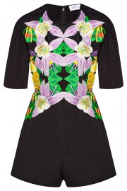 Alice McCall Londonderry Embroidered Playsuit