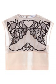 Alice McCall Weightless Floss Pink Tank Top