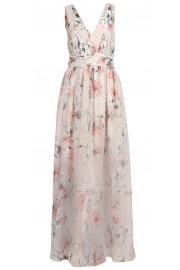 Blugirl Blumarine Floral Maxi Dress