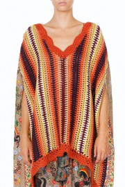 Camilla Franks Oversize Imagination Runs Wild Knitted Top