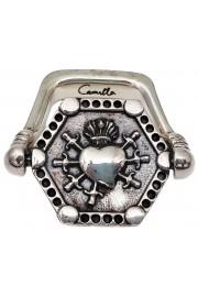 Camilla Franks Torero Hexagonal Engraved Ring