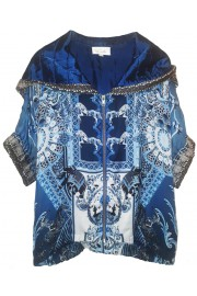 Camilla Franks Twilight Circus Gilet hoodie