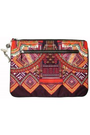 Camilla Franks Dance of the Dao Canvas Clutch