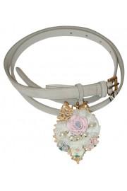 Dolce & Gabbana Baroque Pendant Belt