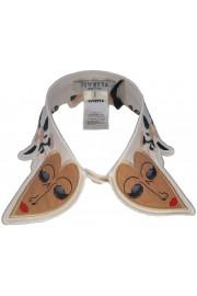 Vivetta White Hearts Collar