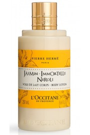 L'Occitane Pierre Herme Jasmine Immortelle Neroli Body Lotion 250ml