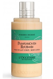 L'Occitane Pierre Herme Grapefruit Rhubarb Body Lotion 250ml