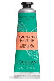 L'Occitane Pierre Herme Grapefruit Rhubarb Hand Cream 30ml