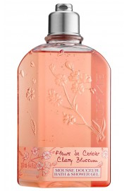 L'Occitane Cherry Blossom Bath & Shower Gel 8.4 Fl Oz / 250ml