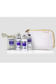 L'Occitane Lavender Kit Travel Set