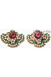 Michal Negrin Flowers Earrings