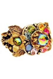 Michal Negrin Multicolor Flora Ring