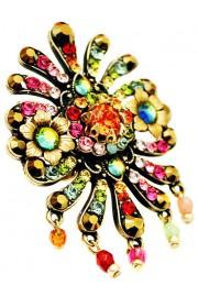 Michal Negrin Multicolor Carnival Ring