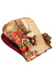 Michal Negrin Victorian Woman Handbag Pouch
