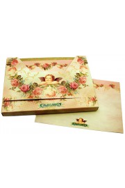 Michal Negrin Musing Cherub Stationery Set