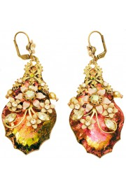 Michal Negrin Crystal Bewitched Earrings