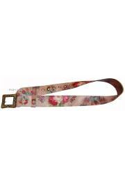 Michal Negrin Vintage Roses Belt