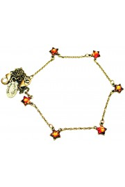 Michal Negrin Sunset Starflowers Anklet