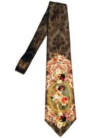 Michal Negrin Vintage Cherub Tie